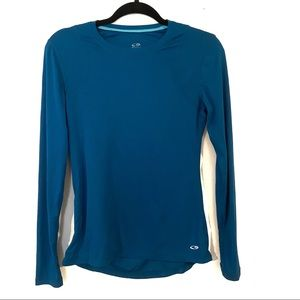 Champion Duodry Long Sleeve Fitted Athletic Top